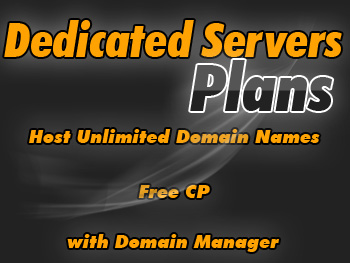 Inexpensive dedicated hosting plans